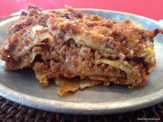 Recipe: Traditional Lasagna alla Bolognese | Italy Travel Planner