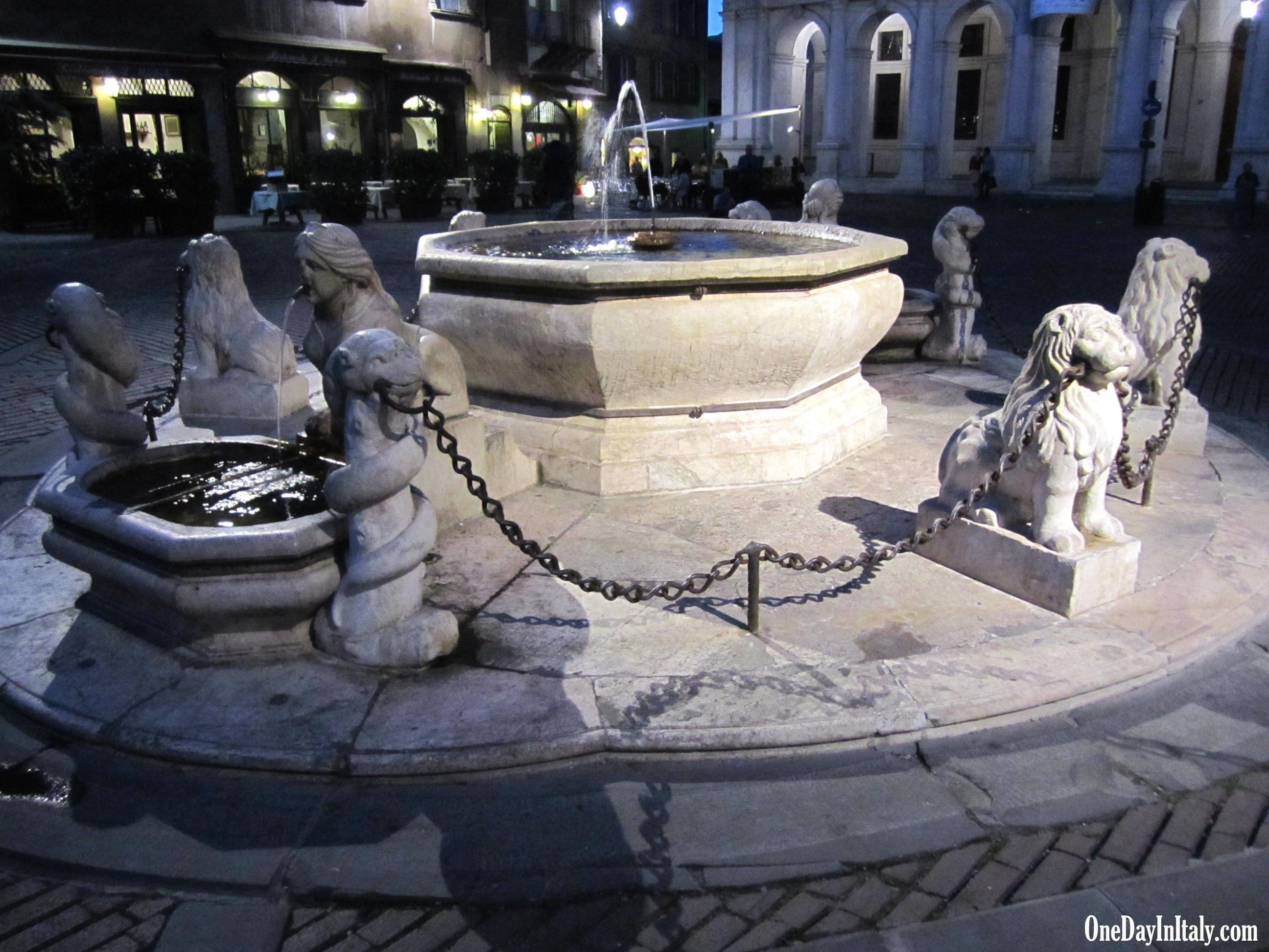 Piazza Vecchia, Bergamo Città Alta