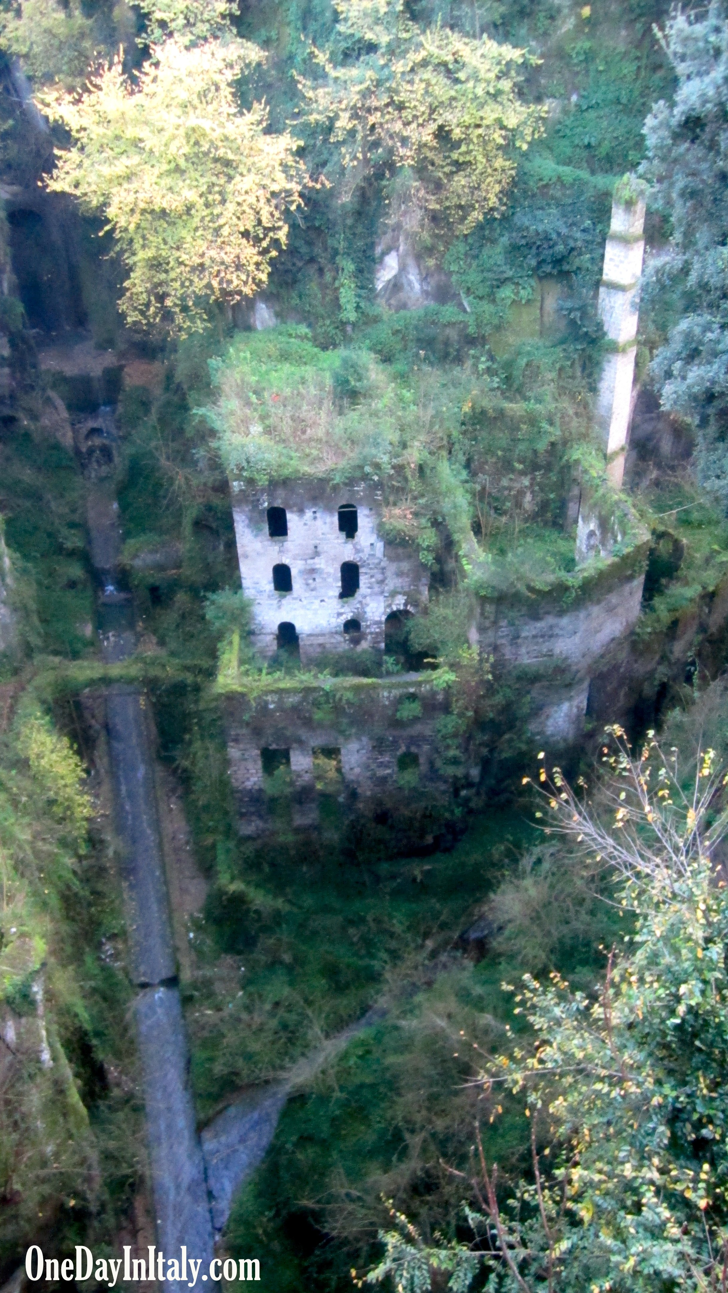 Sorrento's Abandoned Flour Mill