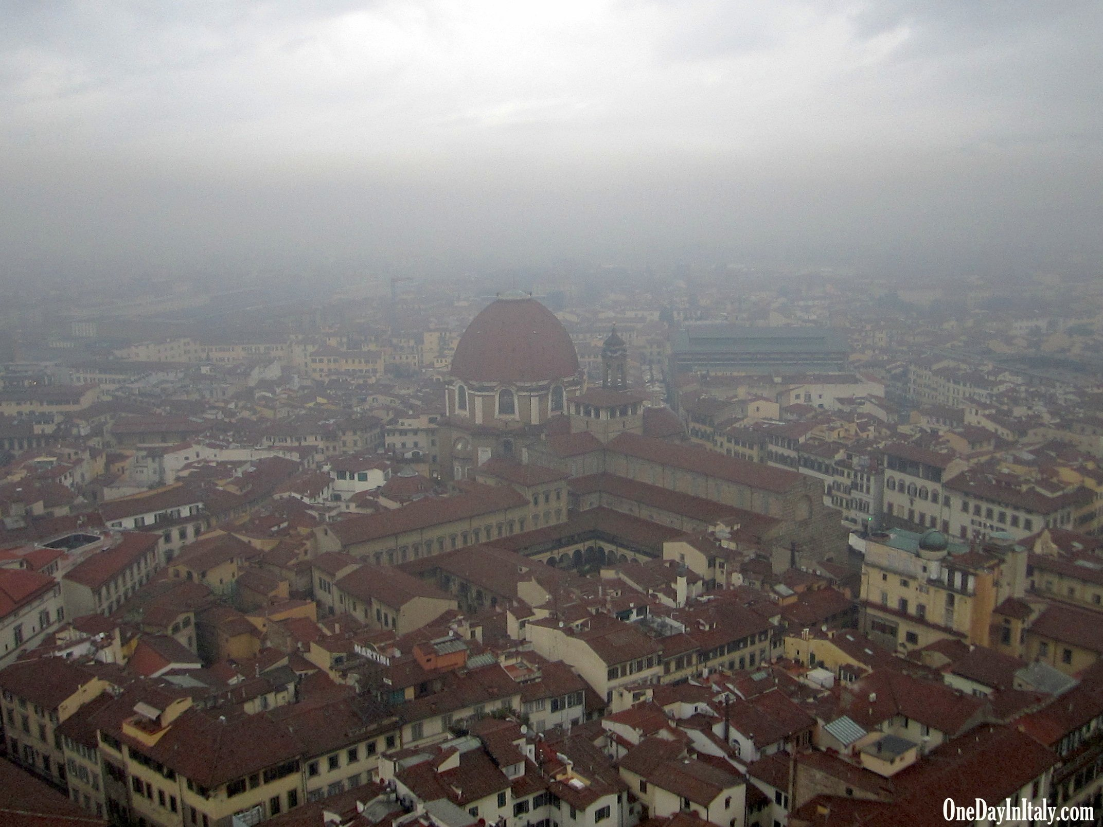 From Giotto's Bell Tower, Florence