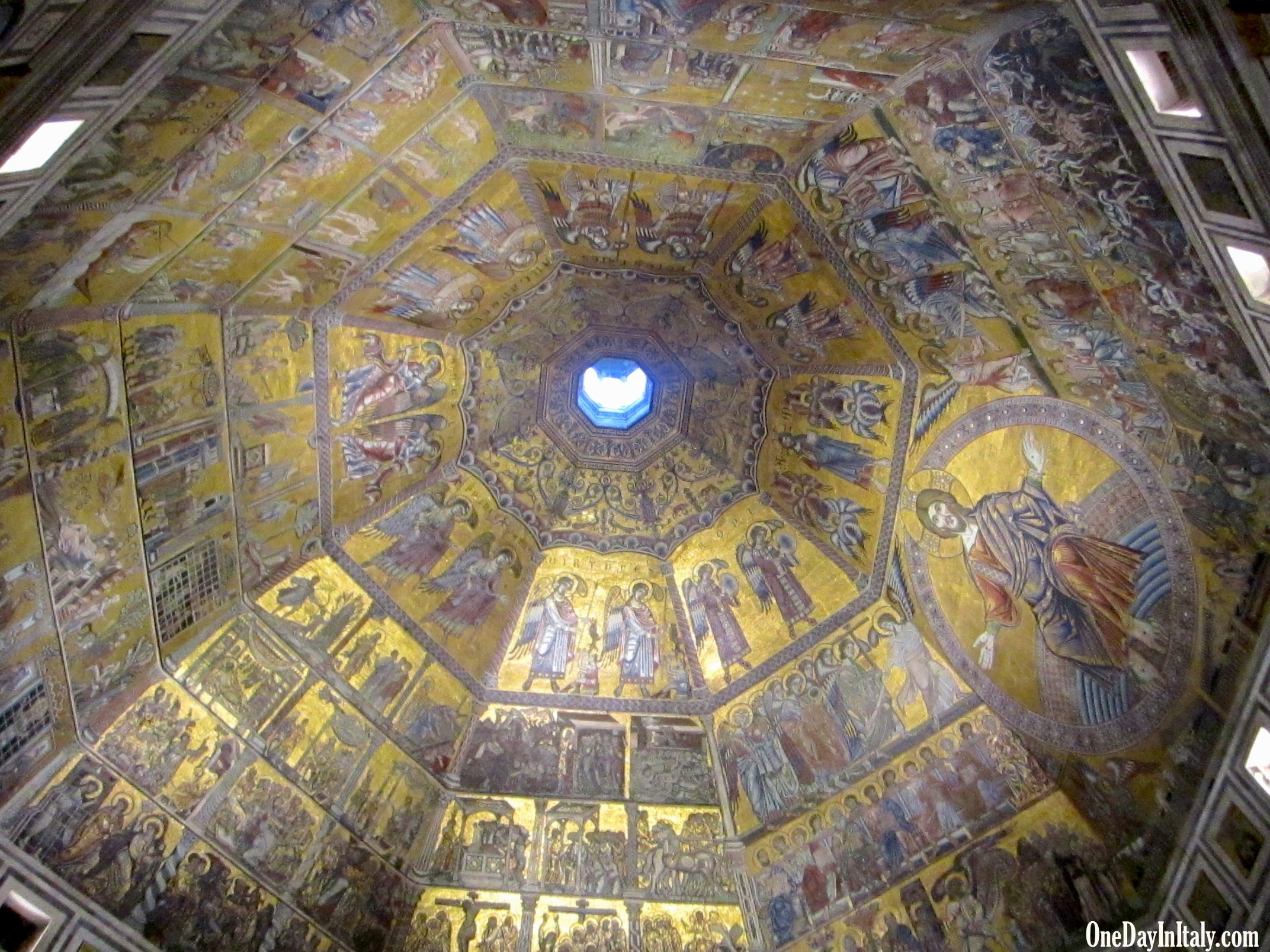 Baptistry Ceiling, Florence