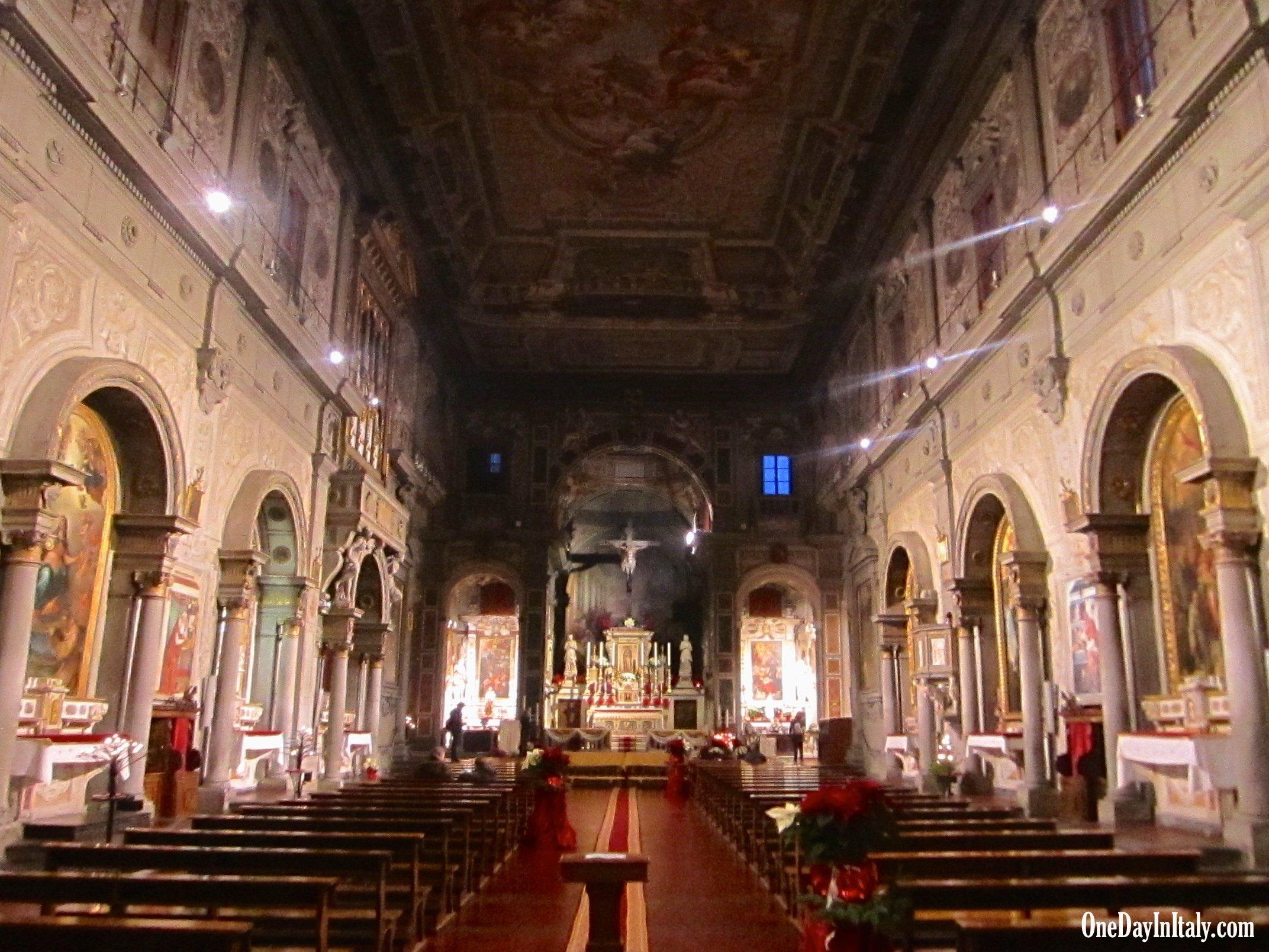 Chiesa di Ognissanti, Florence