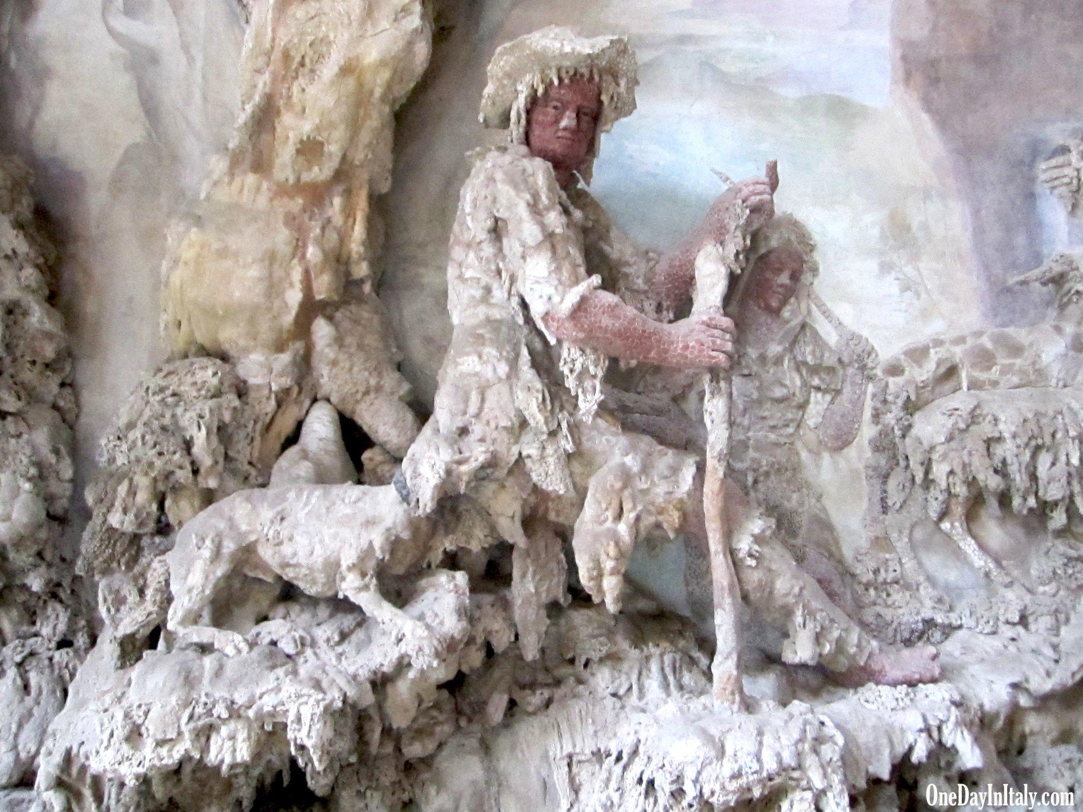 The Buontalenti Grotto in the Boboli Gardens, Florence