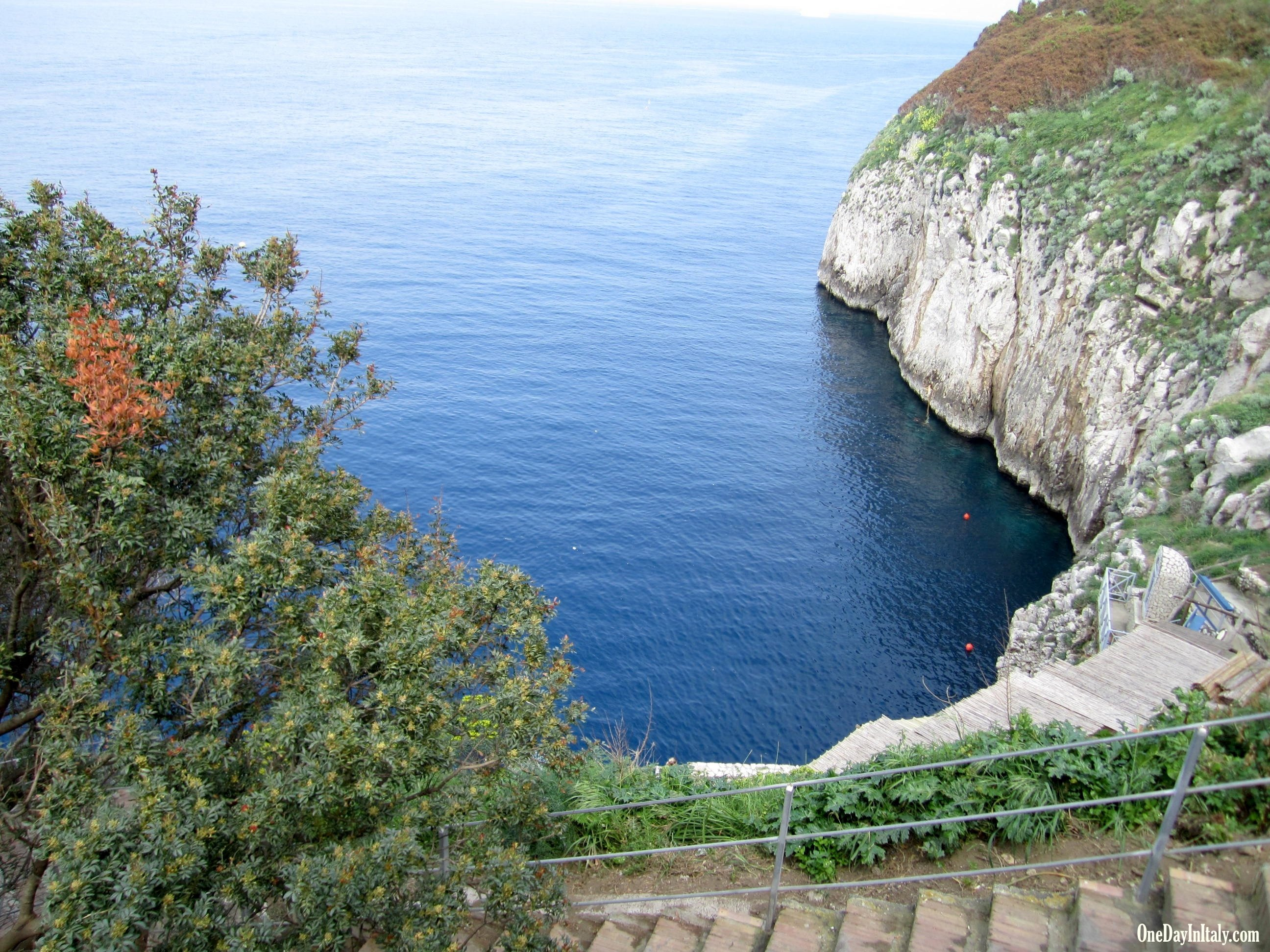 The Blue Grotto, Isle of Capri
