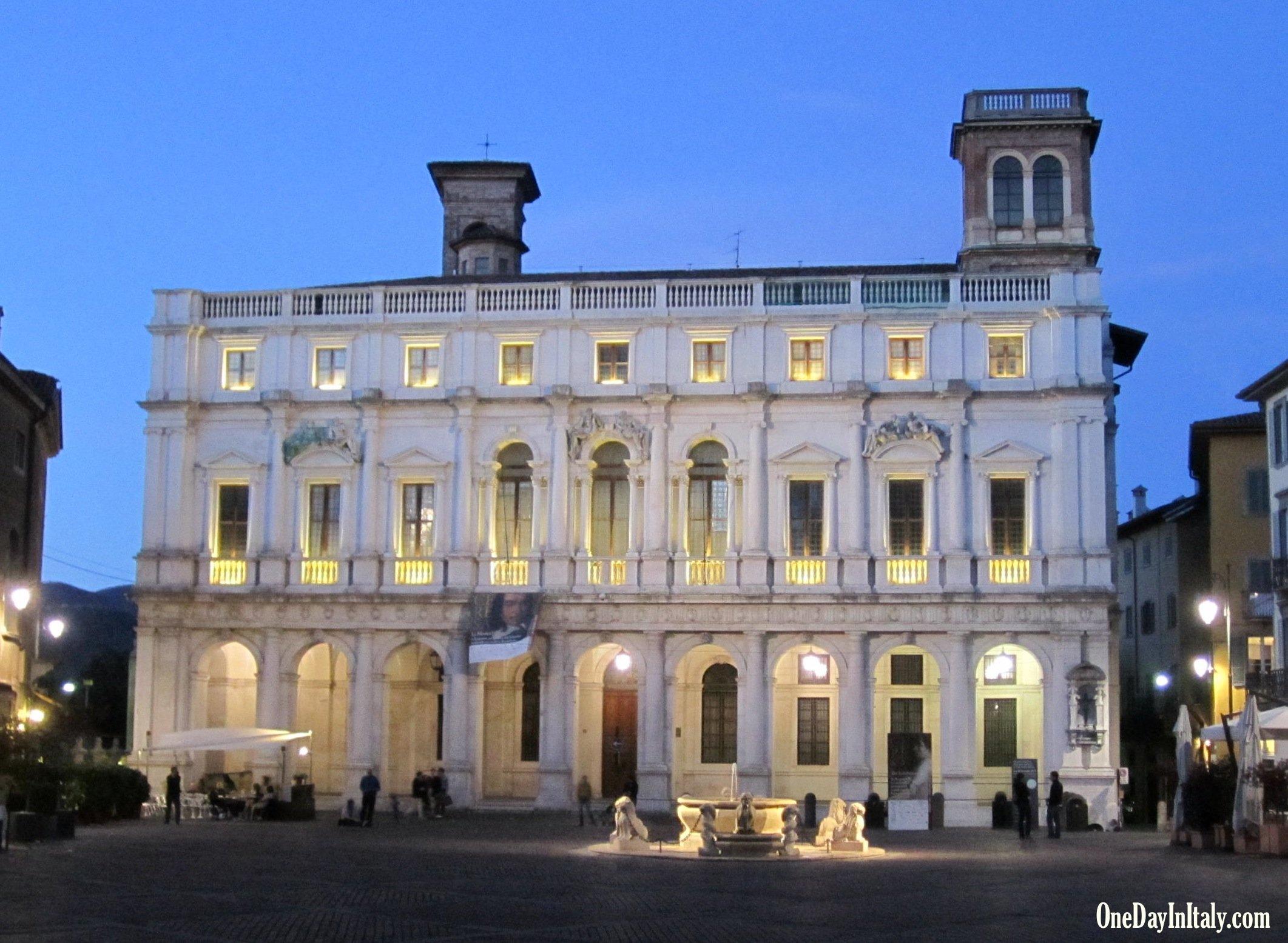 Palazzo Nuovo (Biblioteca Angelo Mai)