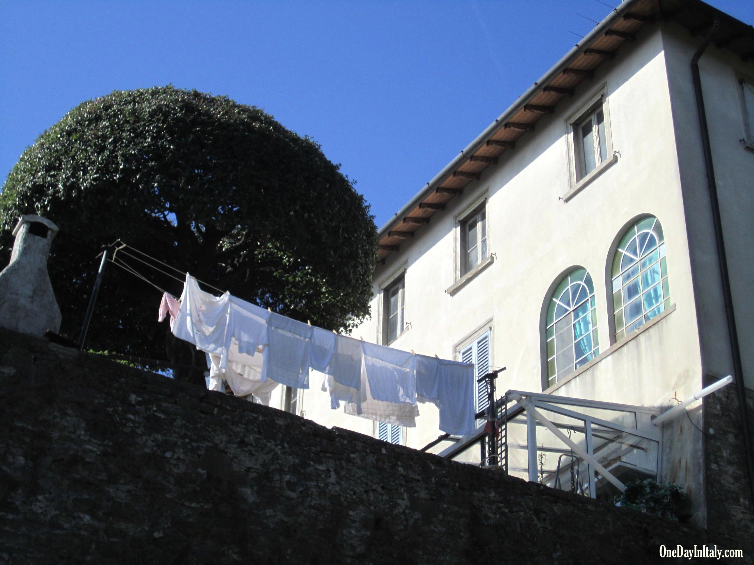 San Vigilio, above Bergamo