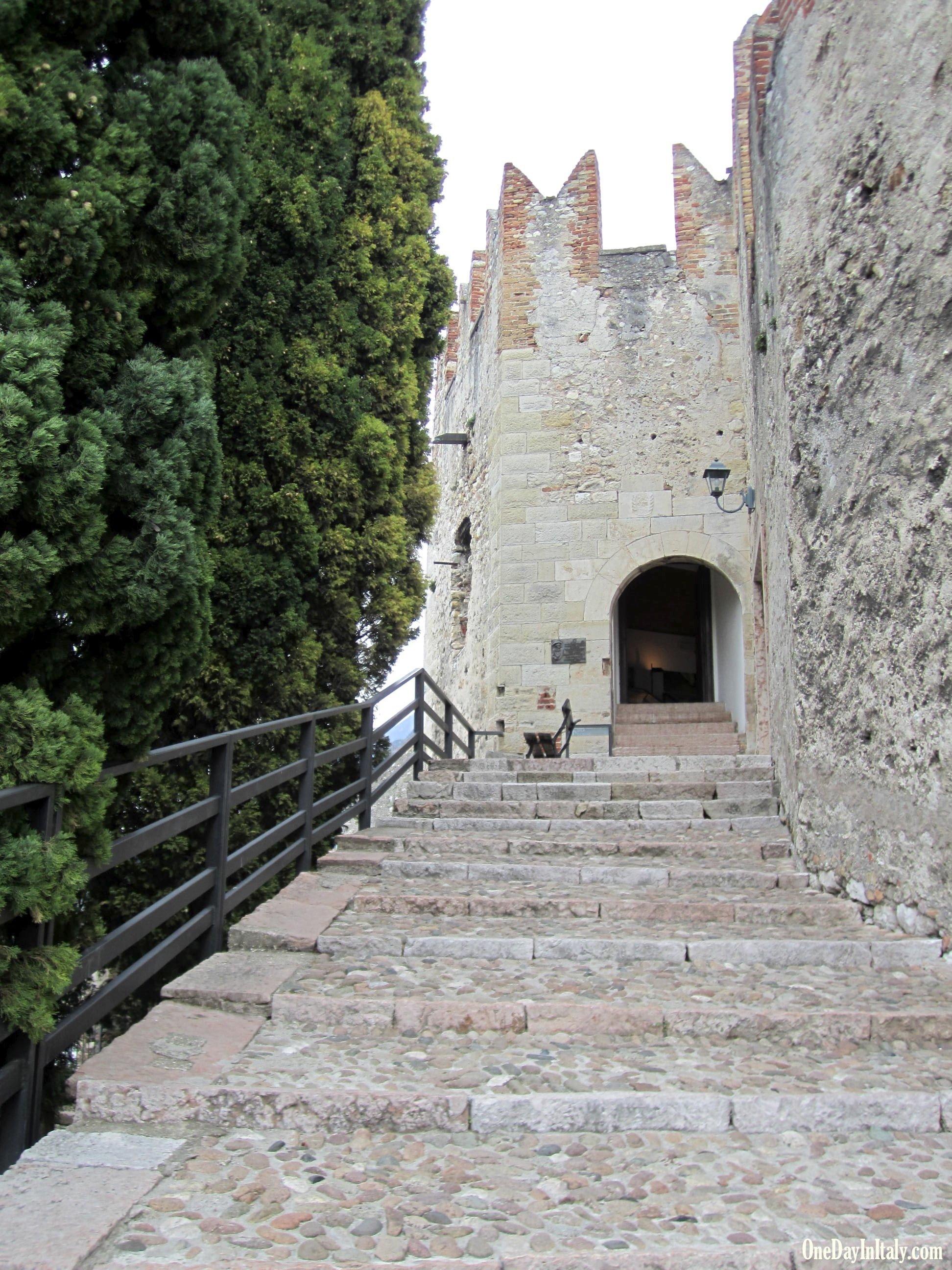 Castello Scaligero, Malcesine