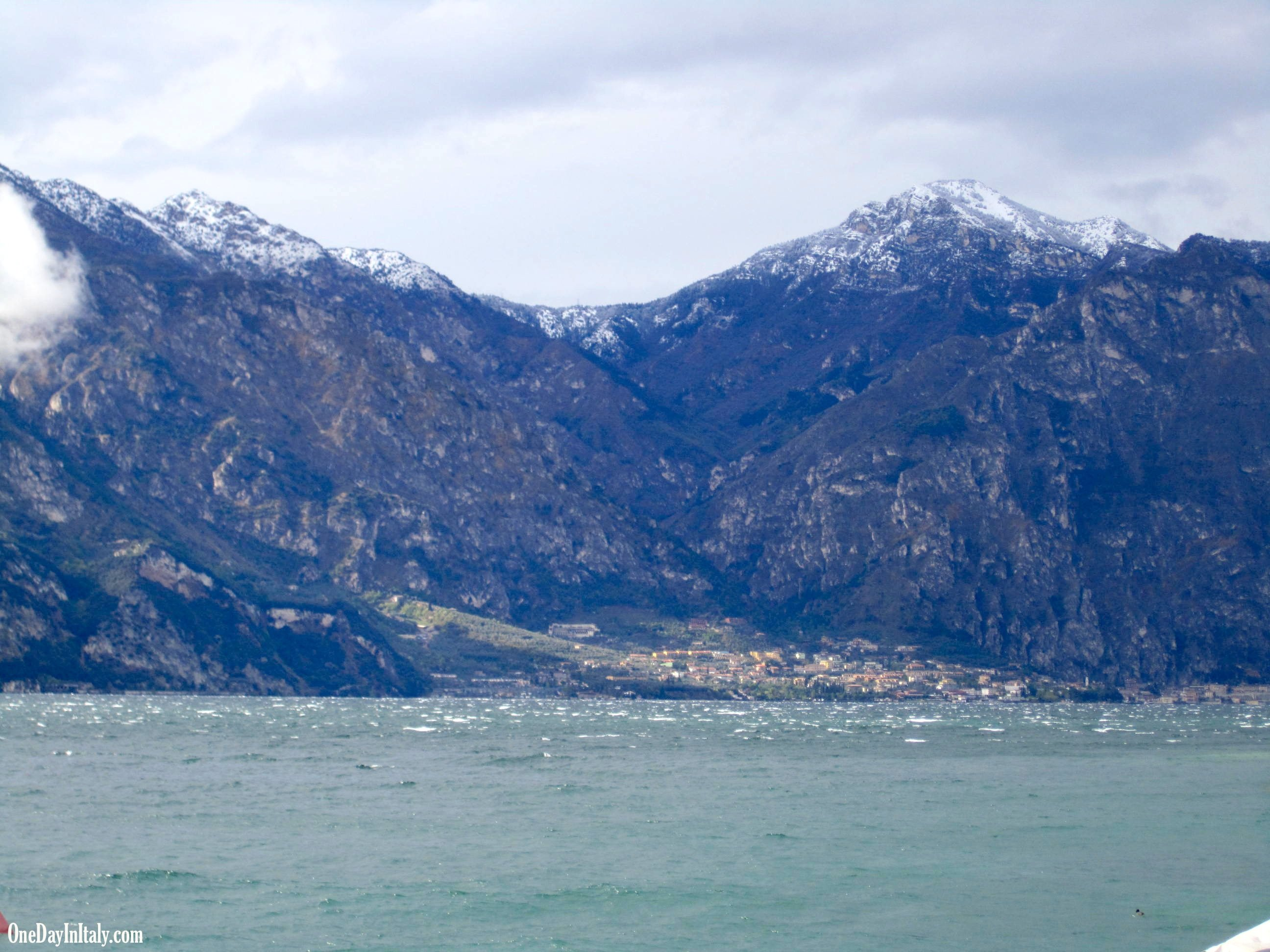 Lake Garda from Malcesine