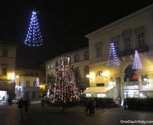 Christmas in Orvieto 1