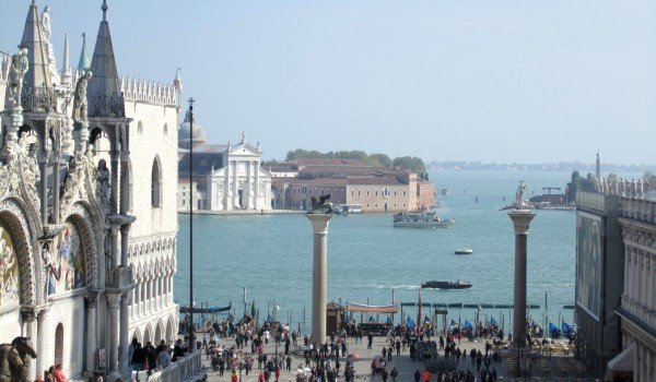 venice clock tower2687