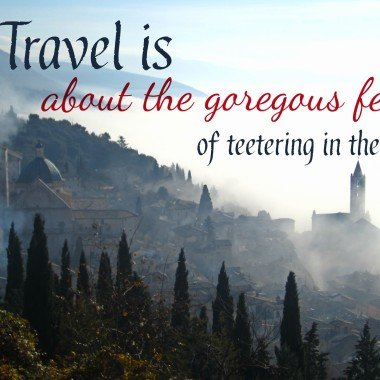travel is quote